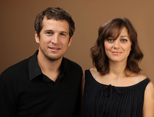"TORONTO, ON - SEPTEMBER 12: Director Guillaume Canet, actress Marion Cotillard and actor Gilles Lellouche from ""Little White Lies"" poses for a portrait during the 2010 Toronto International Film Festival in Guess Portrait Studio at Hyatt Regency Hotel on September 12, 2010 in Toronto, Canada.  (Photo by Matt Carr/Getty Images) *** Local Caption *** Guillaume Canet;Marion Cotillard;Gilles Lellouche"