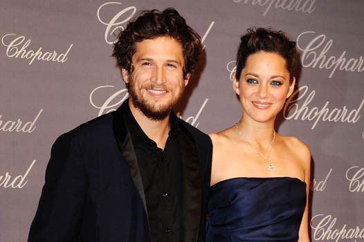 CANNES, FRANCE - MAY 18:  Actress Marion Cotillard and husband/actor Guillaume Canet attends the The Chopard Trophy held at the Martinez Hotel during the 62nd International Cannes Film Festival on May 18th, 2009 in Cannes, France.  (Photo by Pascal Le Segretain/Getty Images) *** Local Caption *** Marion Cotillard;Guillaume Canet